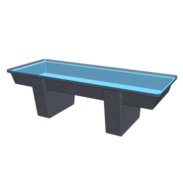 Aquaponics Grow Beds and Filter Tanks