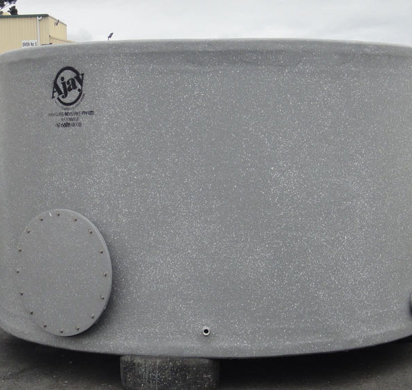 Low Profile Range – FRP Chemical-Treatment Tanks