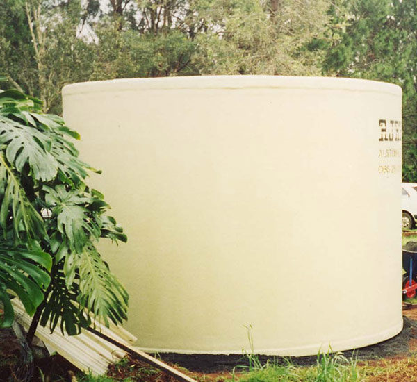 Water & Molasses Storage Tanks (FRP) | Ajay Fibreglass